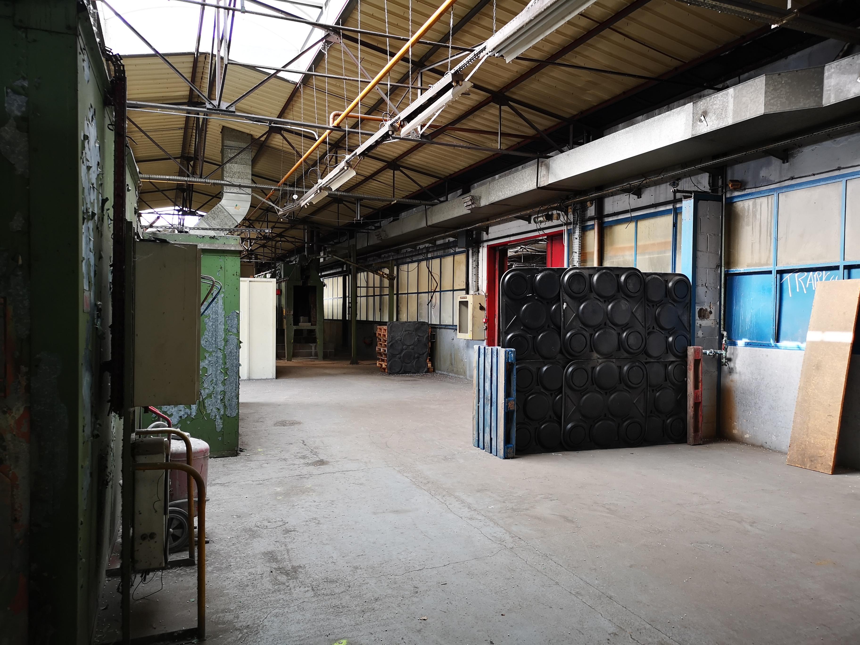 Salle des fours