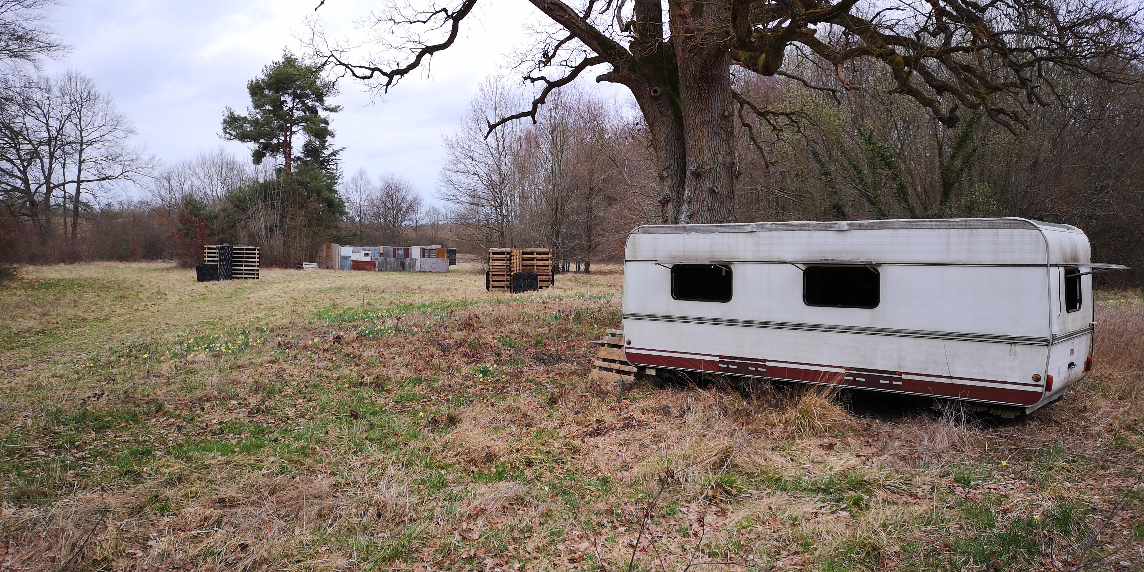 Caravane de la Prairie