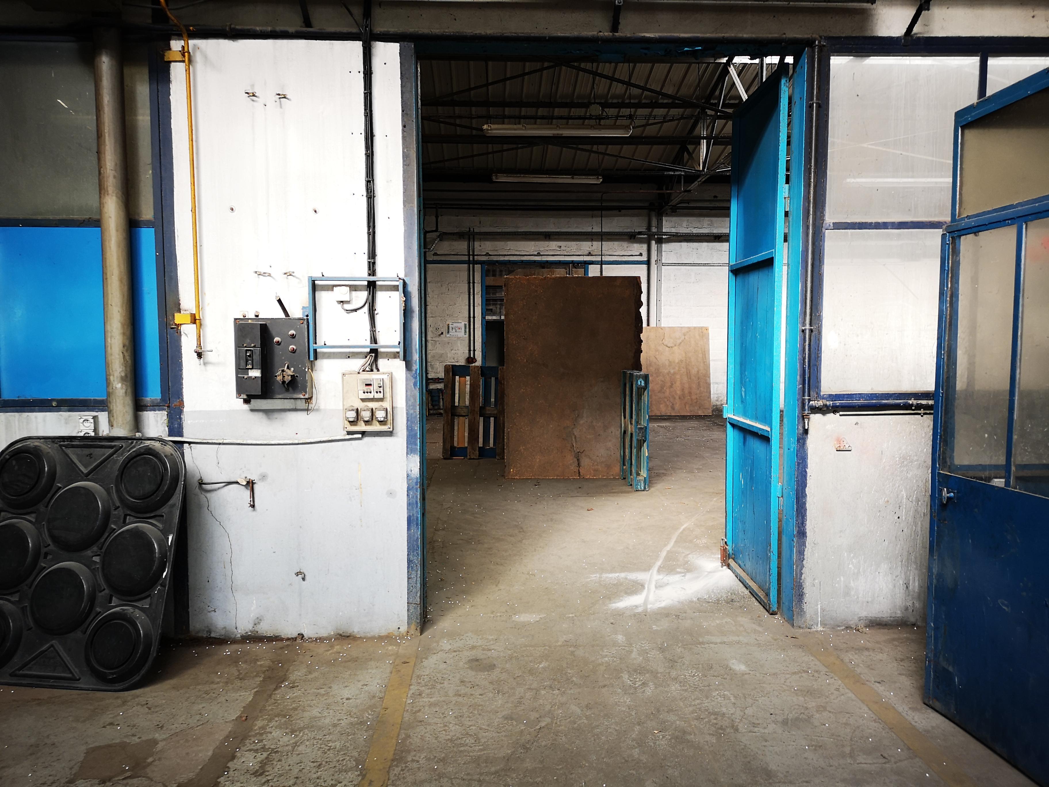 passage entre 2 grandes salles