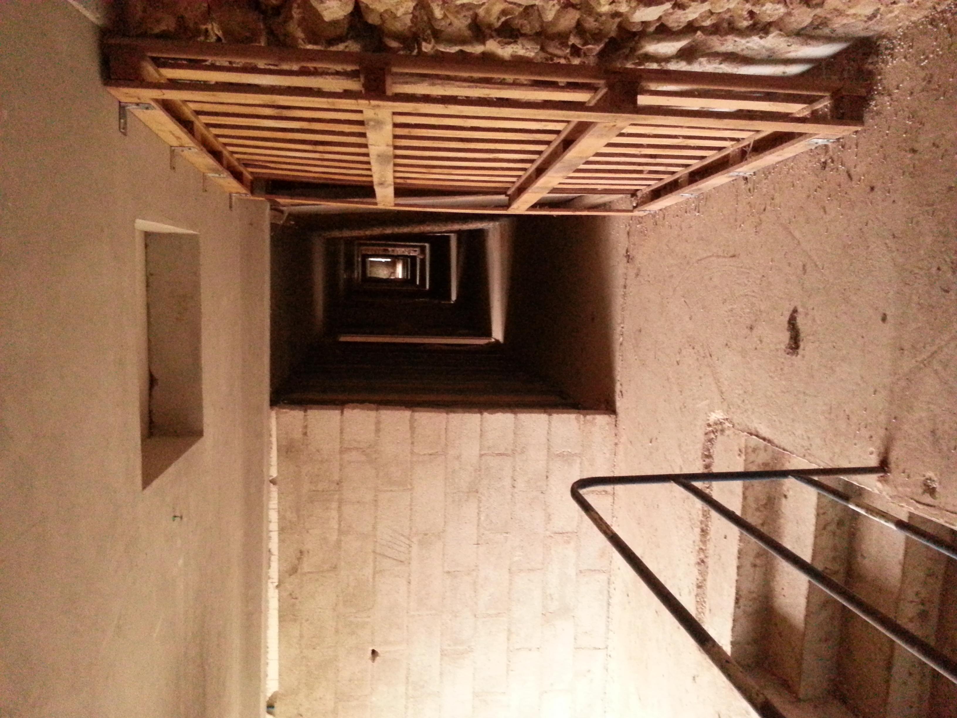 Le couloir de la mort (80m)