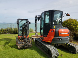 New AS Construction Diggers