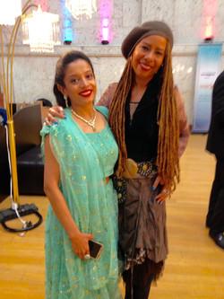 Dorie & Varsha Global Peace Song Awards & Shanti Samsara party