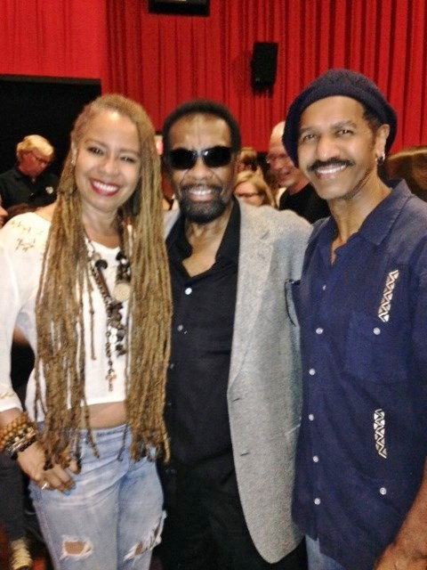 Dorie, William Bell & Kamau (Grammy Screening - Take Me To The River