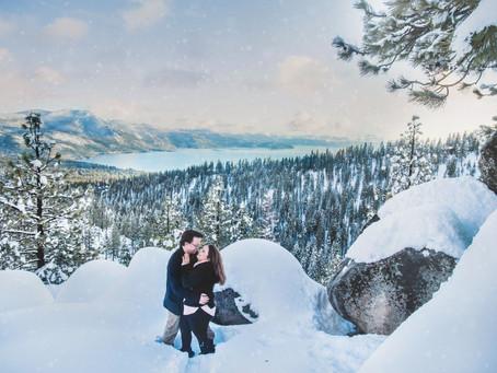 Lexi & Austin's Winter Wonderland