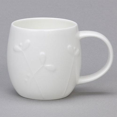 Plum Cress Mug