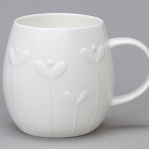 Plum Cress Mug (Large)