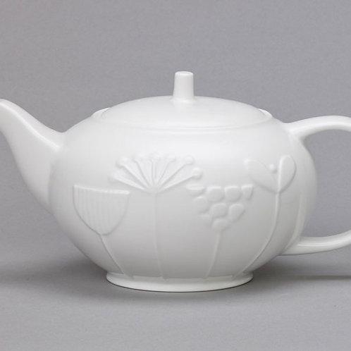 Plum Meadow Teapot