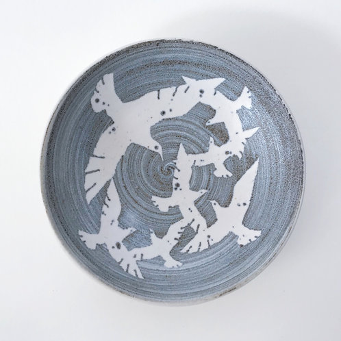Handmade Seagull Dipping Bowl - Large