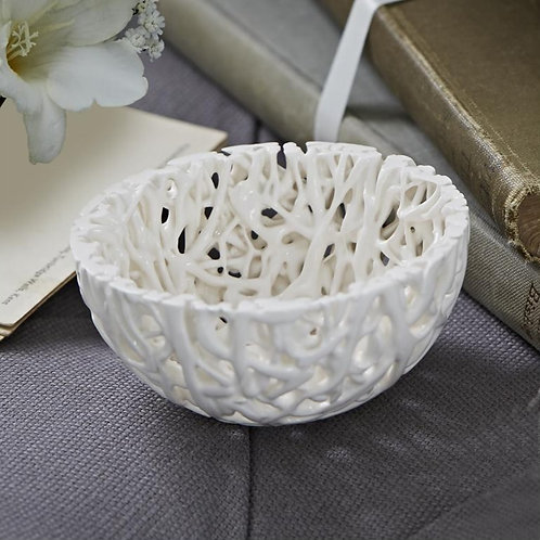 Tangled Web Decorative Bowl - Small