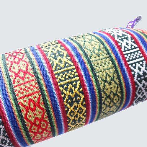 Handwoven Bhutanese Pencil Case