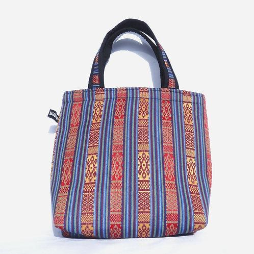 Handwoven Silk Hand Bag