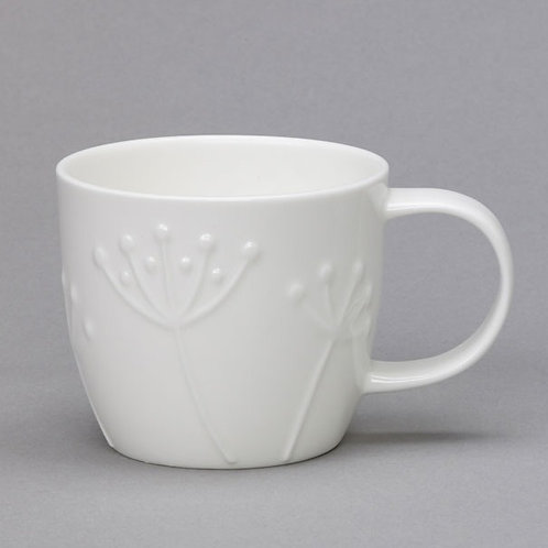 Olive Sprig Small Mug