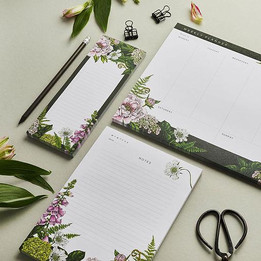 MadeInB-Stationery-Planner-Notepad-List-Pad-Set-Summer Garden-2.jpg
