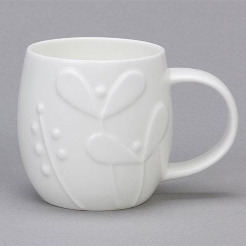 Plum Seedling Mug