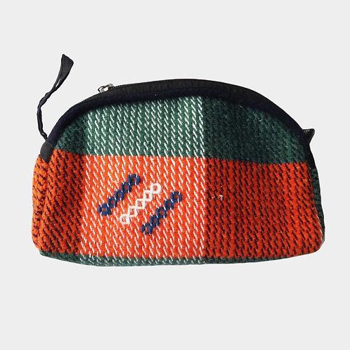 Handwoven Cosmetic/Toiletry Bag