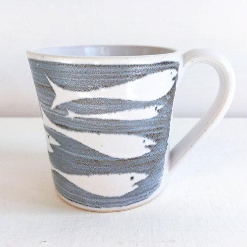 Handmade Whitebait Mug