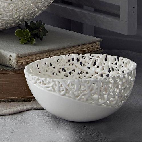 Tangled Fragment Decorative Bowl - Large