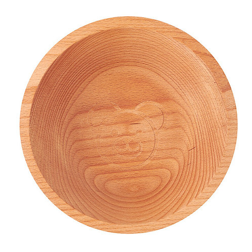Eco-friendly Medium Wooden Bowl