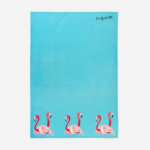 Flossy & Amber Tea Towel