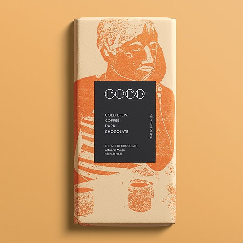Cold Brew Coffee Premium Chocolate