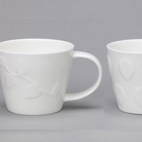 Tubby Mugs - Set of 2