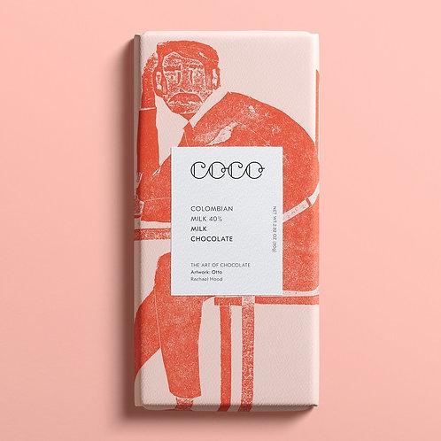 Plain Milk Bar Premium Chocolate