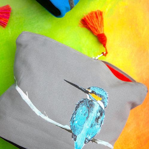 Cosmetic Bag - Skyla Kingfisher