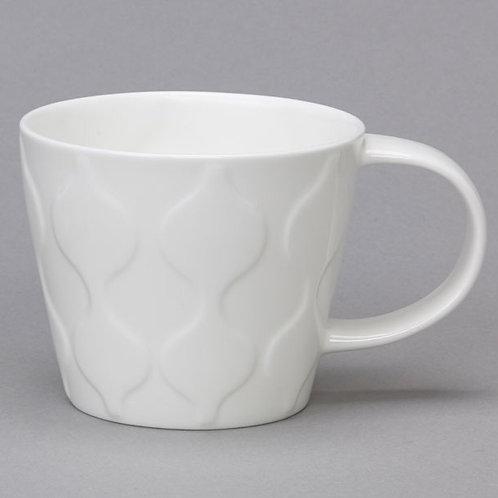 Tubby Hourglass Mug
