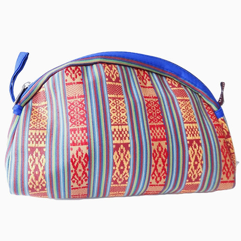 Handwoven Bhutanese Cosmetic Bag
