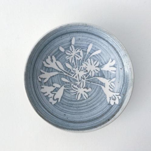 Handmade Agapanthus Dipping Bowl - Small