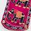 Thumbnail: Handmade Elephant Pouch - Pink