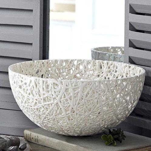 Tangled Web Decorative Bowl - Extra Large