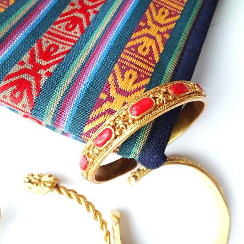 Handcrafted 'Tashi' Bangle