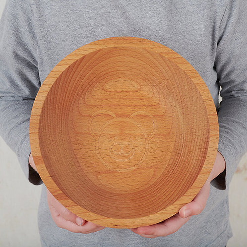 Eco-friendly Large Wooden Bowl