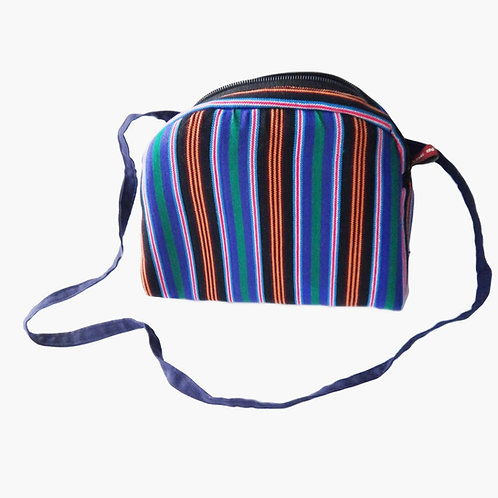 Handwoven Cross-Body Bag
