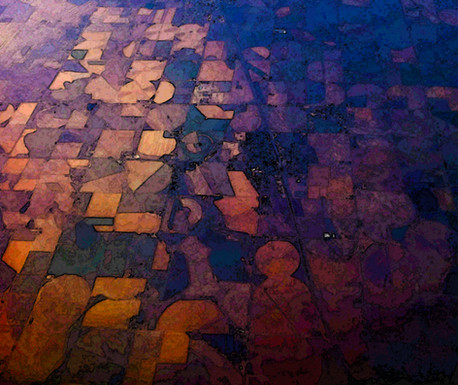 The geometry beneath my feet
