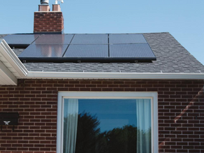 Warmer, greener homes with lower fuel bills?