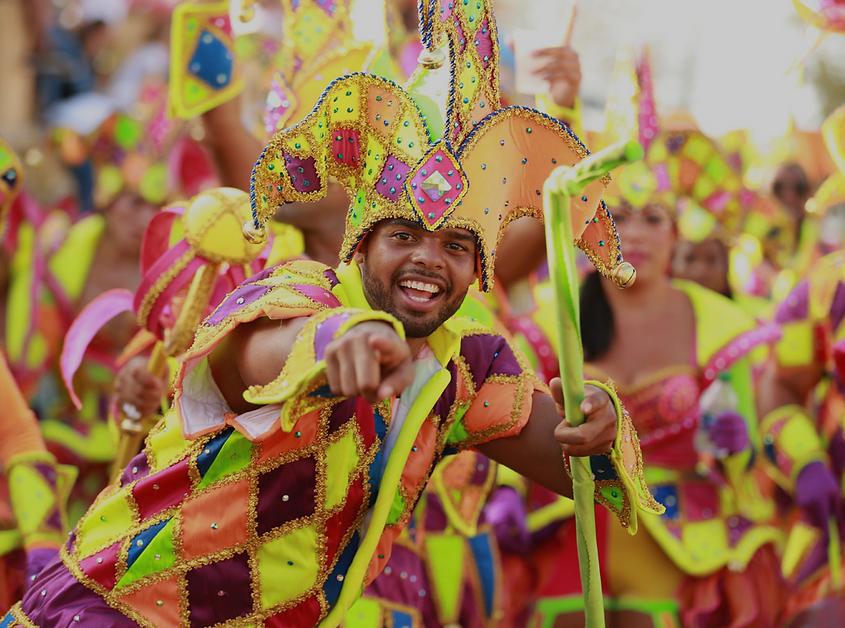 Blackpool Carnival 2018