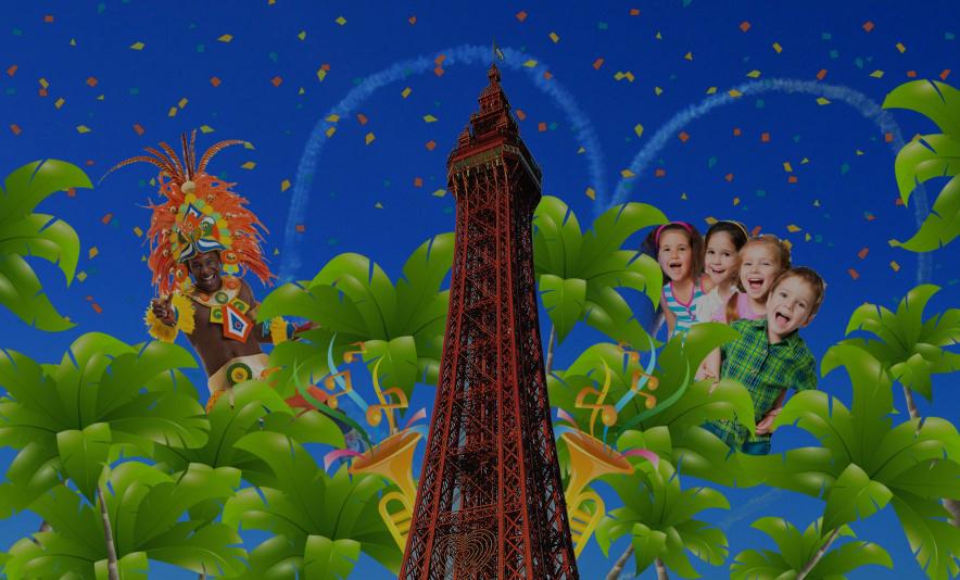 Blackpool Carnival Logo