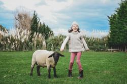 kiwi kids and their pets