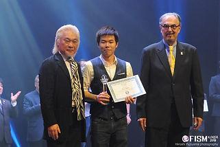 [Micro Magic]1st Eric Chien - Taiwan-Chi