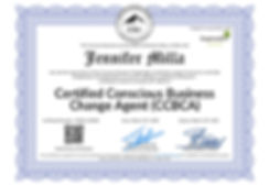 Conscious Business Journey Certificado C