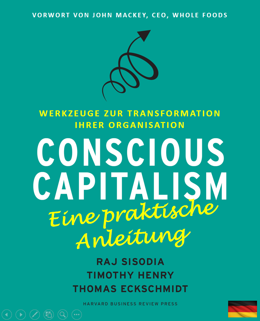 German Intro do Conscious Capitalism Field Guide