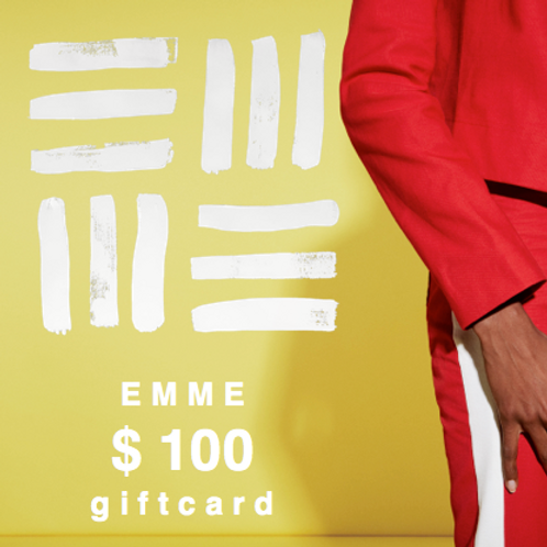 EMME GIFTCARD $100.00