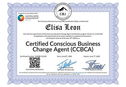 520988-751109 - Elisa Leon - Conscious B