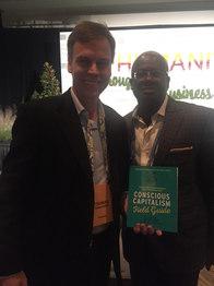 Thomas Eckschmidt & James White (Former CEO Jumba Juice)