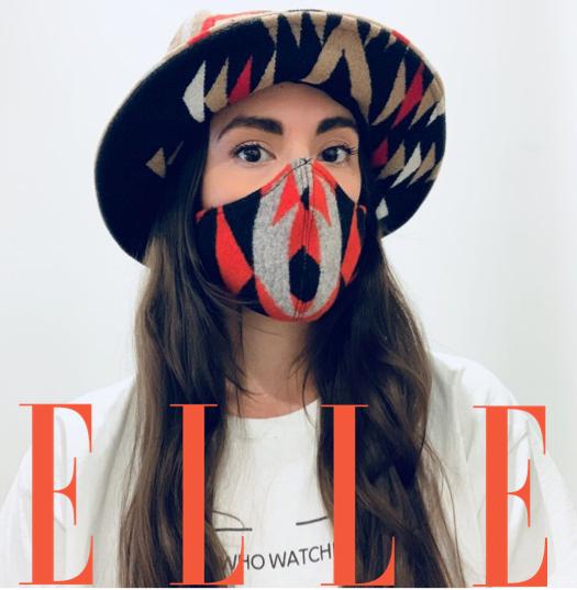 ELLE Magazine USA