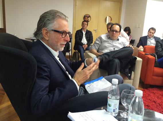 Jayme Garfinkel, CEO from Porto Seguro