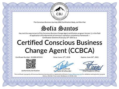 CCBCA - Sofia Santos -  Portugal 2019 Ce