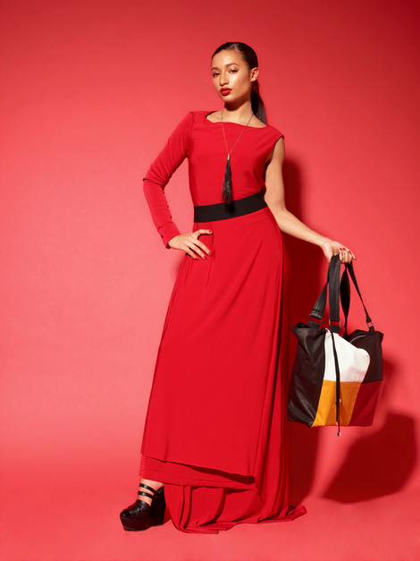 EMMEassym layered %22gown%22 and medicin